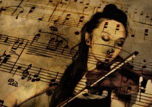 estampe musique